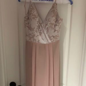 Hayley Paige Occasions bridesmaid dress size 4